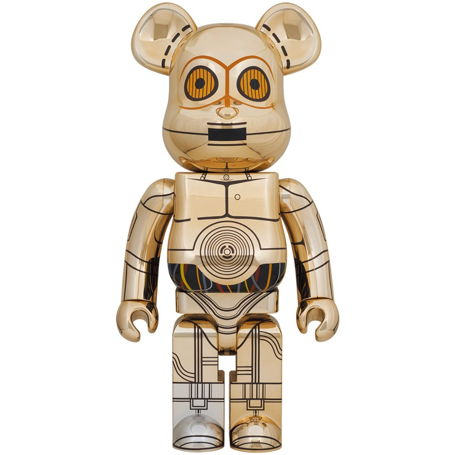 BE@RBRICK C-3PO (TM) 1000%