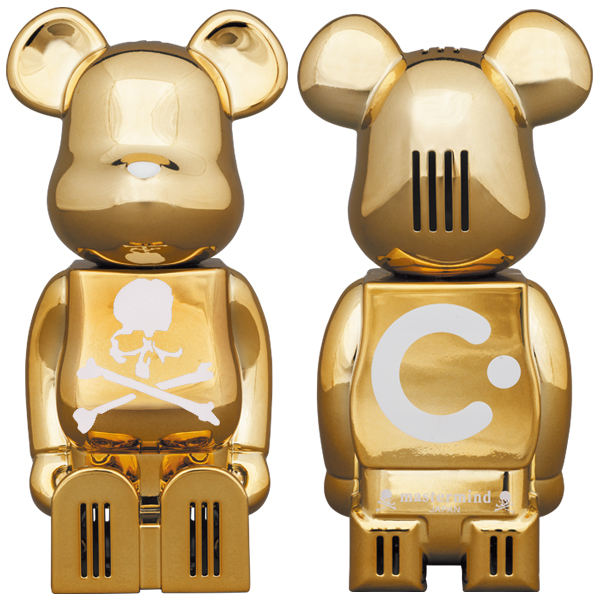 cleverin BE@RBRICK mastermind JAPAN