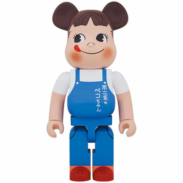 BE@RBRICK ペコちゃん The overalls girl 1000%