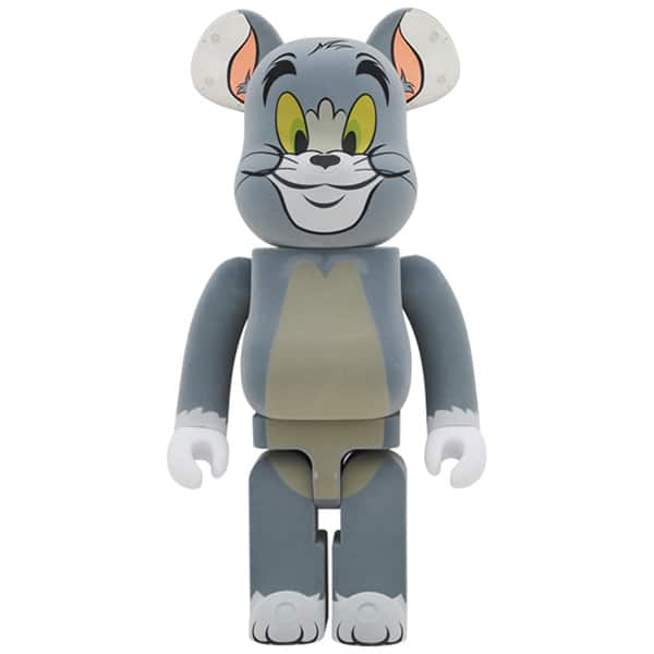 BE@RBRICK TOM フロッキー Ver. 1000% (TOM AND JERRY)