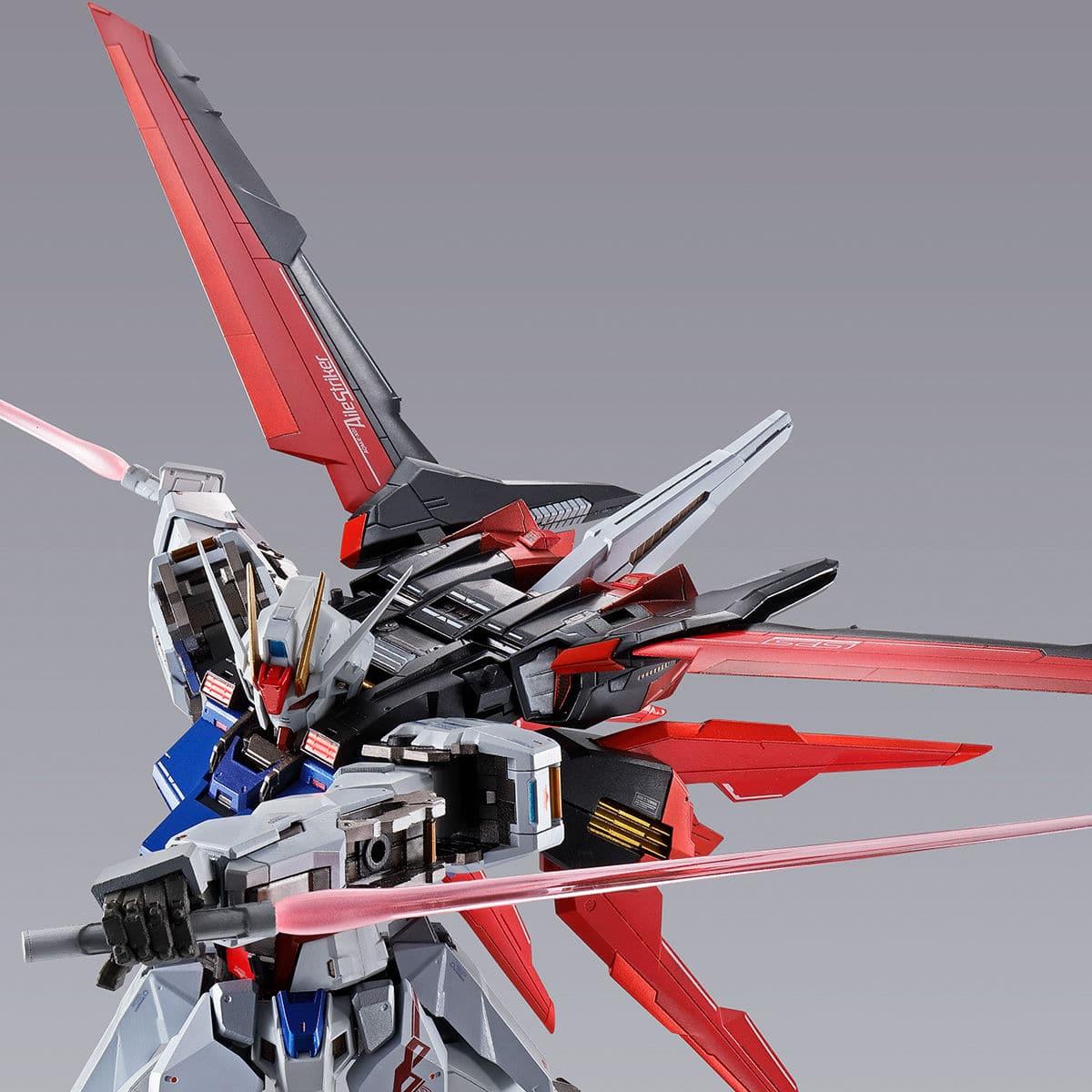 METAL BUILD エールストライカー -METAL BUILD 10th Ver.-